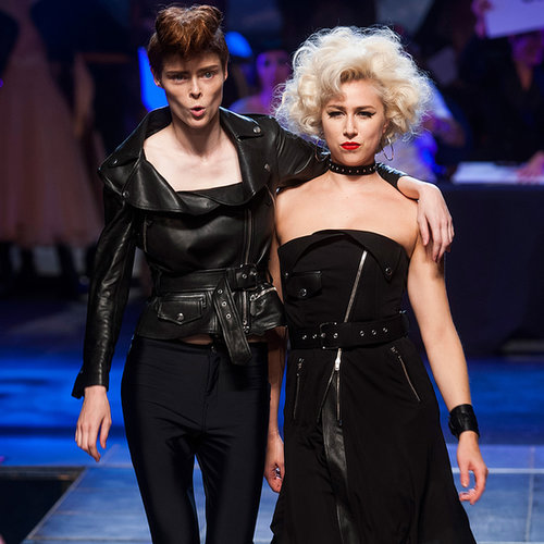 2014 Spring Paris Fashion Week: Jean Paul Gaultier Runway