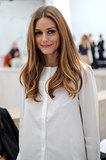 Olivia Palermo at Veronique Leroy Spring 2014.