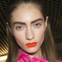 Hair & Makeup John Galliano 2014 Spring Paris Fashion Week