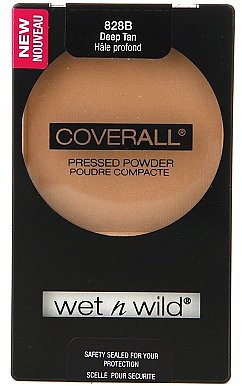 Wet n Wild CoverAll Pressed Powder Deep Tan