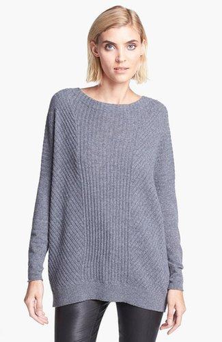 Loma 'Mimi' Ribbed Cashmere Sweater