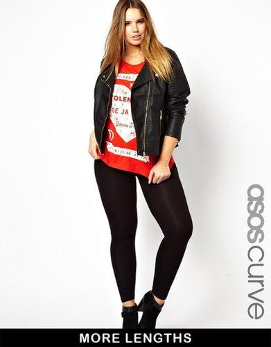 ASOS CURVE Exclusive Full Length Legging