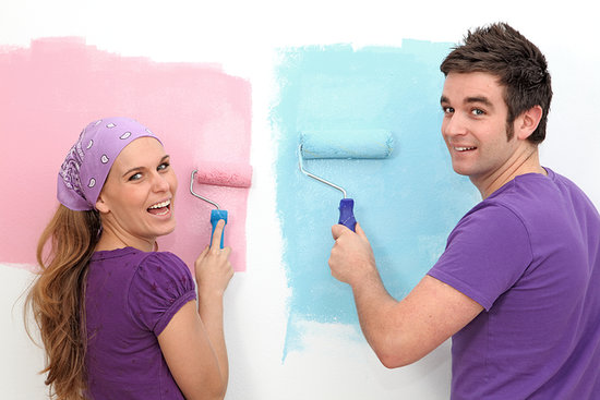 The Safest Paints For Your Family Home