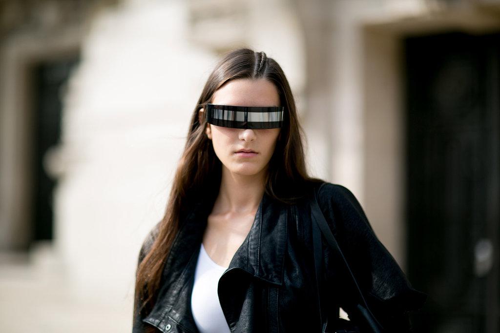Sunglasses of the future.