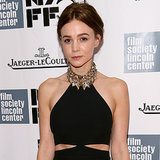 Carey Mulligan Dyes Her Hair Brown 2013 | Pictures