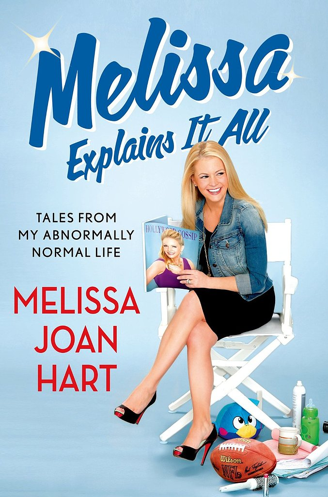 With a nod to her days as Clarissa Darling on Clarissa Explains It All, Melissa Joan Hart opens up about her childhood, her behind-the-scenes TV experiences, and her celebrity hookups in the upcoming release Melissa Explains It All: Tales From My Abnormally Normal Life. The actress also talks about her life now as a mom and TV star, sharing why her life is more normal than people may think.