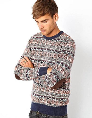 Jack & Jones Fairisle Sweater