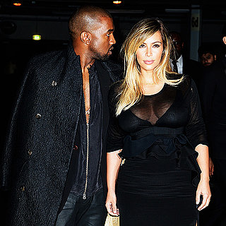 Kim Kardashian and Kanye West Paris Fashion Week | Video