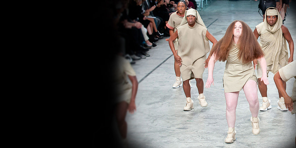 A Step-by-Step Account of Rick Owens's Spring 2014 Show
