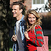 Cameron Diaz and Jason Segel Filming Sex Tape in Boston