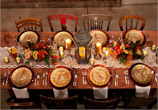 Thanksgiving Tableware