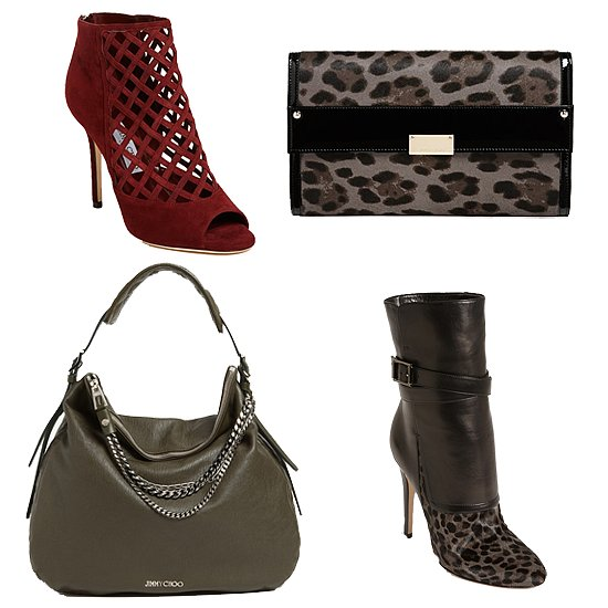 Shop Jimmy Choo Fall Shoes and Handbags at Nordstrom!