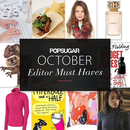 POPSUGAR Shout Out: October Must Haves!