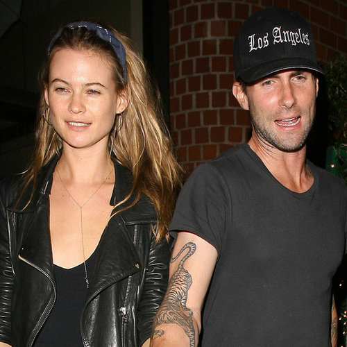 Adam Levine and Behati Prinsloo on a Date | Pictures