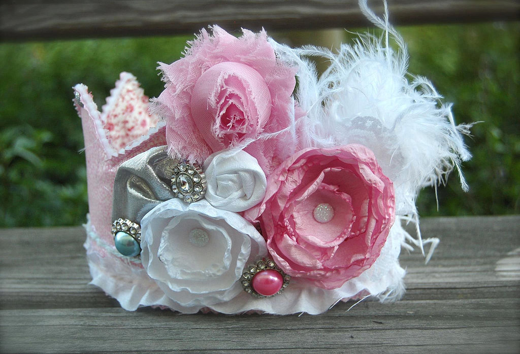 Little Lady Accessory Couture Crown