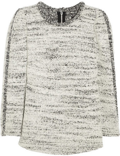 Isabel Marant Ivana boiled-knit sweater
