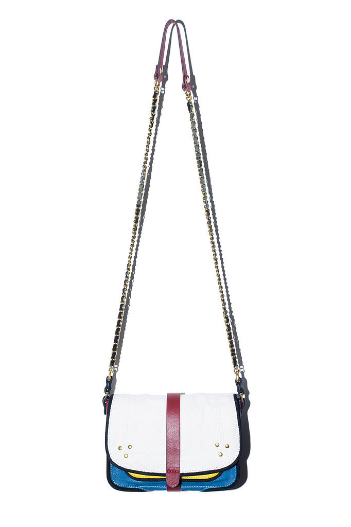 The Jojo Bag in Mondrian caviar Photo courtesy of Jerome Dreyfuss