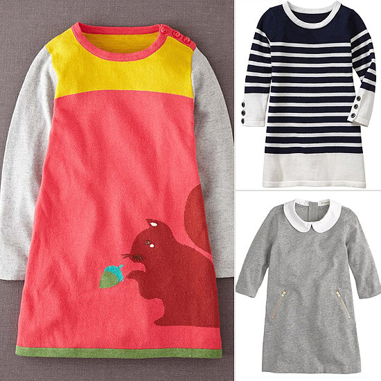 16 Fun Fall Dresses Little Girls Will Love to Wear Every Day