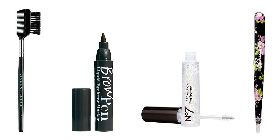 Perfect Your Brows For $10 or Less