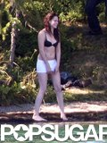 Kristen Stewart Strips Down on Set!