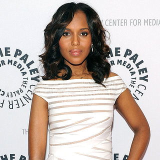 Kerry Washington at the She's Making Media Panel in NYC