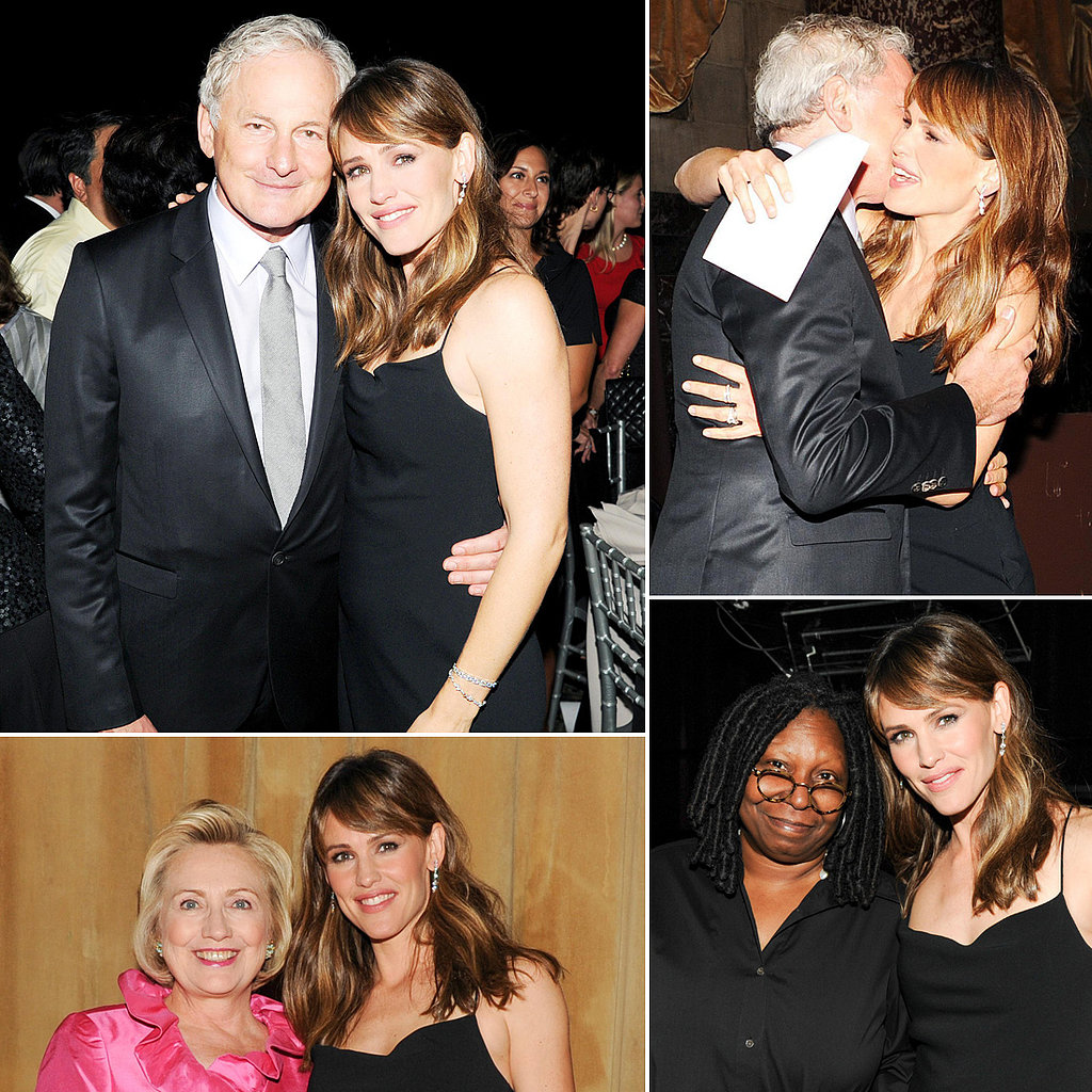 Jennifer Garner Parties With Powerful Women — and a Former Costar