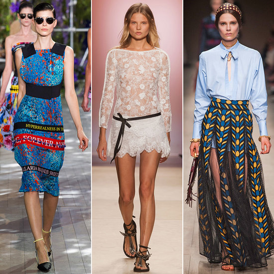 Paris Fashion Week Trends