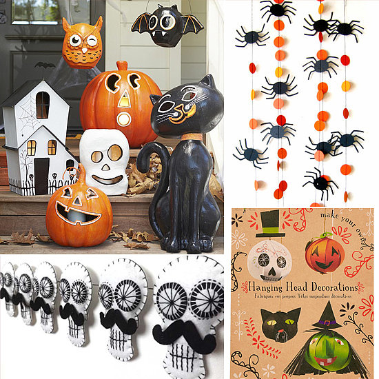 Gallery For &gt Cute Halloween Decorated Houses - Pretty Halloween Decorations