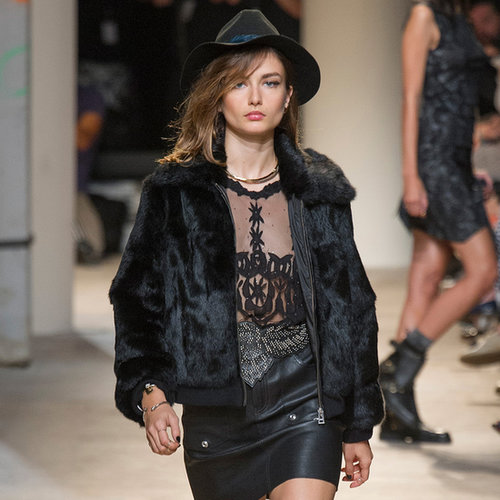 Zadig and Voltaire Spring 2014 Runway | Paris Fashion Week