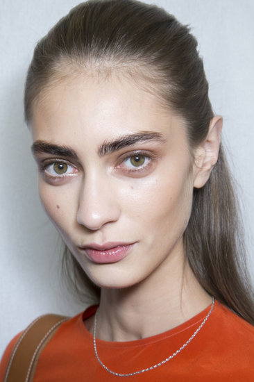 Brown Eye Shadow? Hermès Makes the Formally Blah Shade Fabulous