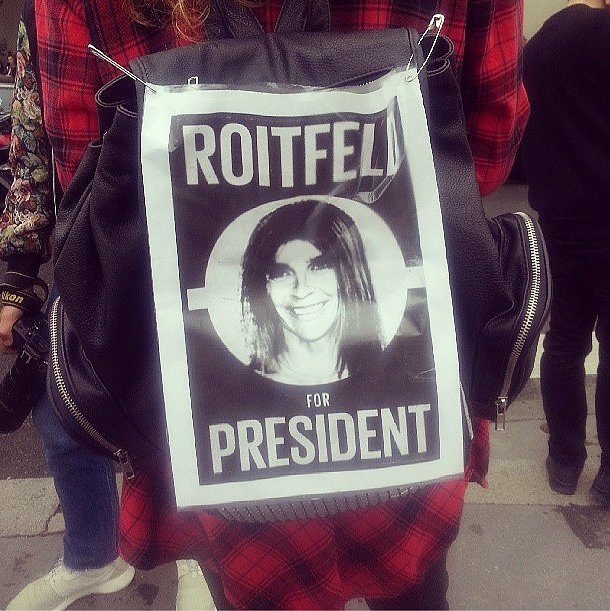 She'd get our vote! Source: Instagram user tommyton