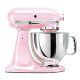 KitchenAid Pink Mixer