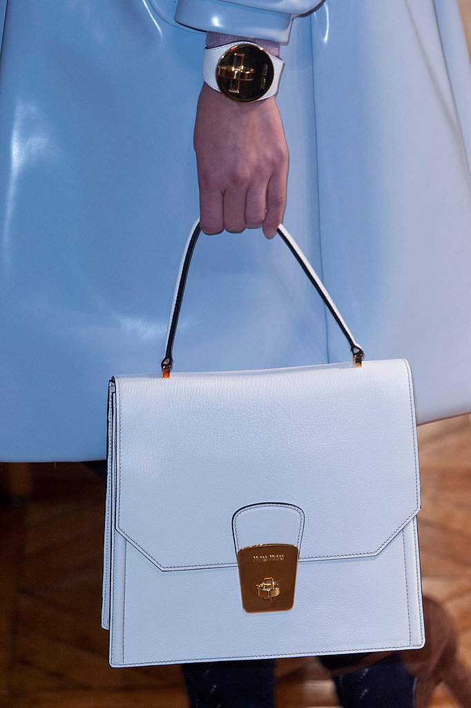 Structured: Miu Miu Spring 2014