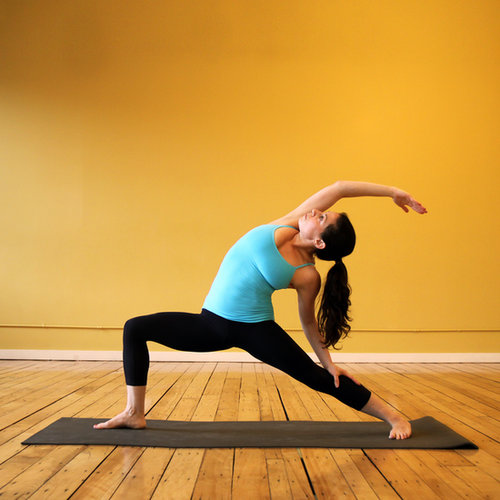 Yoga Sequence For Thighs