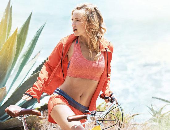 Kate Hudson Fabletics Athletic Line & Gwyneth Paltrow Detox