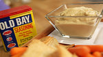 Old Bay Hummus: A Spiced-Up Snack-Time Staple