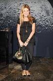 At the launch event for David Yurman's latest collection, Dani Stahl let the accessories — namely her Miu Miu tote — stand out.
