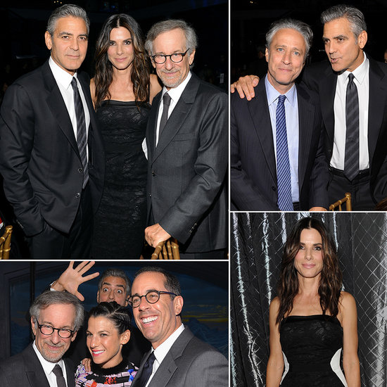 George Clooney Looked Like He Had the Time of His Life Last Night