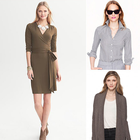 "8 Finds For Building an ""Easy Access"" Fall Nursing Wardrobe"