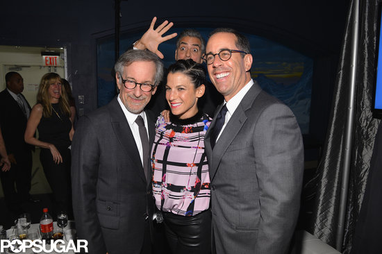 This Is How the Sexiest Man Alive Photobombs Jerry Seinfeld