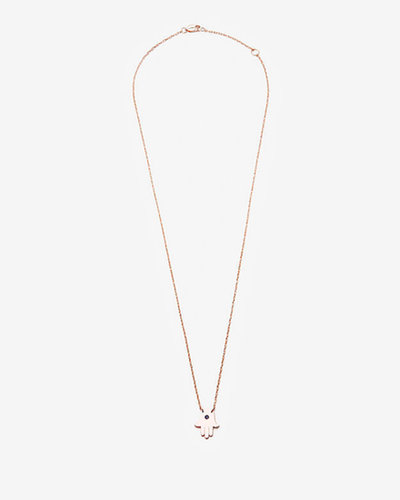 Jennifer Zeuner Exclusive Mini Hand Necklace