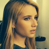 We love this neutral look on Emma Roberts. Source: Instagram user emmaroberts6
