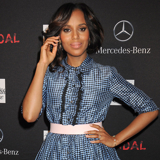 Which Kerry Washington Beauty Look Do You Prefer?