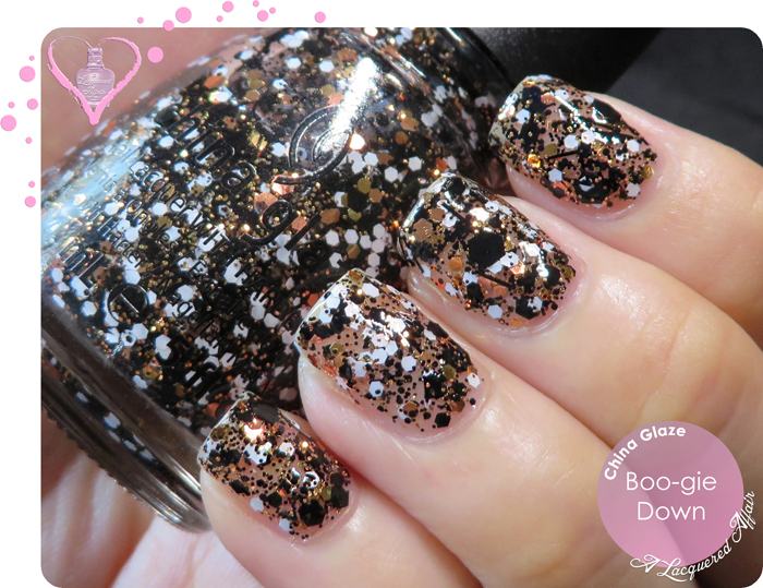 China Glaze Boo-gie Down