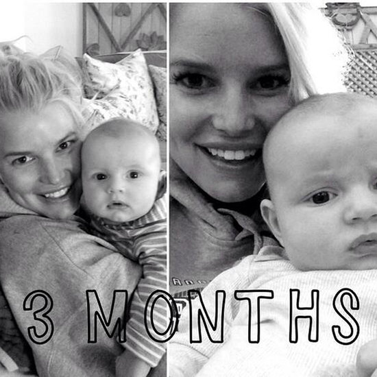 Jessica Simpson's Son Ace at 3 Months | Picture
