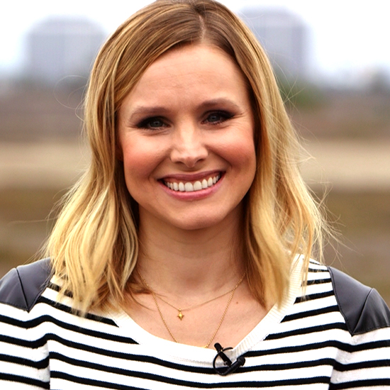 """marriage and motherhood in the bell Kristen bell opens up to babble about how being warned about the good, the   put a strain on your marriage helped her to prepare preemptively: """"i'm glad that i."""