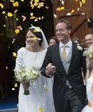 Prince Jaime, Count of Bardi and Viktoria Cservenyak The Bride: Viktoria Cservenyak, a lawyer. The Groom: Prince Jaime, Count of Bardi, the second son of Princess Irene of the Netherlands. When: Oct. 5, 2013 Where: Apeldoorn, Netherlands