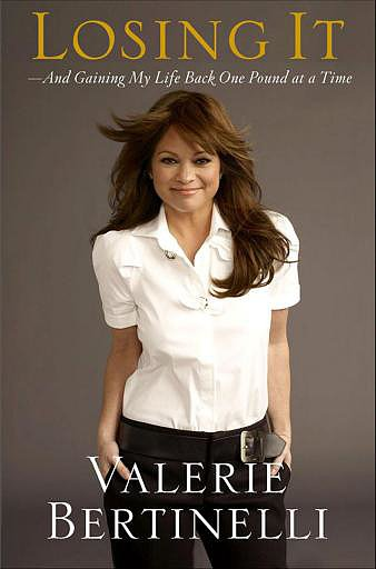 From starring on the TV show One Day at a Time to being married to rock star Eddie Van Halen, Valerie Bertinelli opens up about her life in the public eye and her struggles with weight in her memoir, Losing It: And Gaining My Life Back One Pound at a Time.