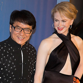 Nicole Kidman at 2013 Hauding Image Awards in China