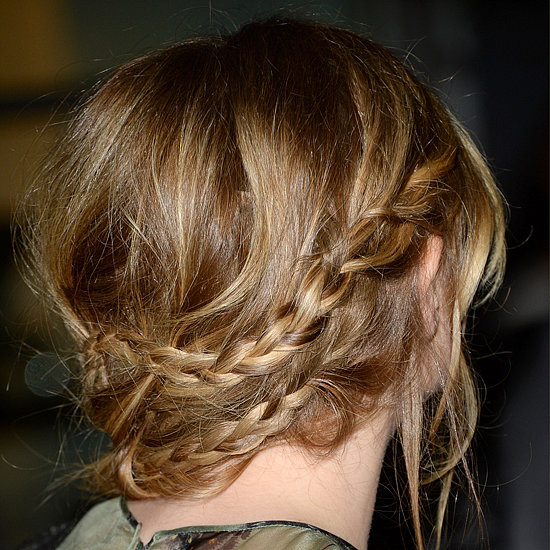 Celebrity Hair Inspiration: Chloe Moretz's Multiple Braids